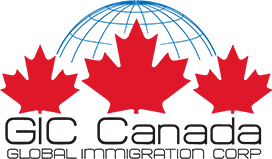 GIC Canada Immigartion logo